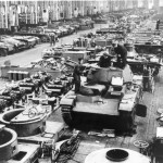 Deutschland, Rüstungsproduktion, Panzer