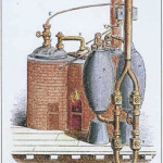Savery-engine