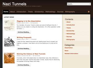 Nazi Tunnels
